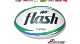 Pelota Rugby Flash Stadium